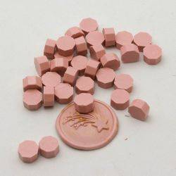 Pastille de cire - Rose