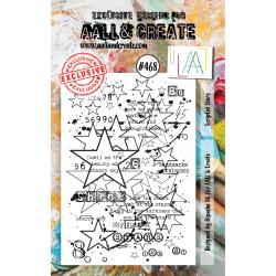 AALL & Create Stamp - 468