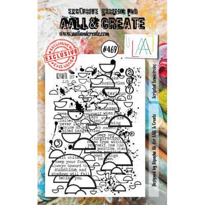 AALL & Create Stamp - 469