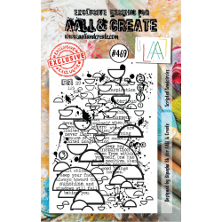 AALL & Create Stamp - 469