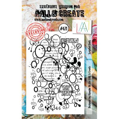 AALL & Create Stamp - 471