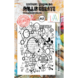 AALL & Create Stamp - 471