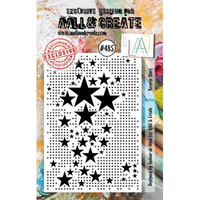AALL & Create Stamp - 485