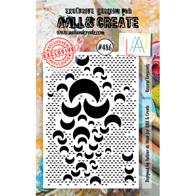 AALL & Create Stamp - 486