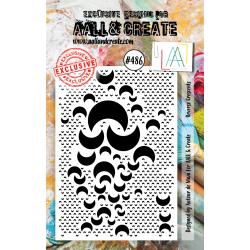 AALL & Create Stamp - 486