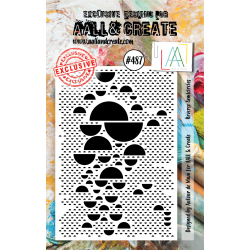 AALL & Create Stamp - 487