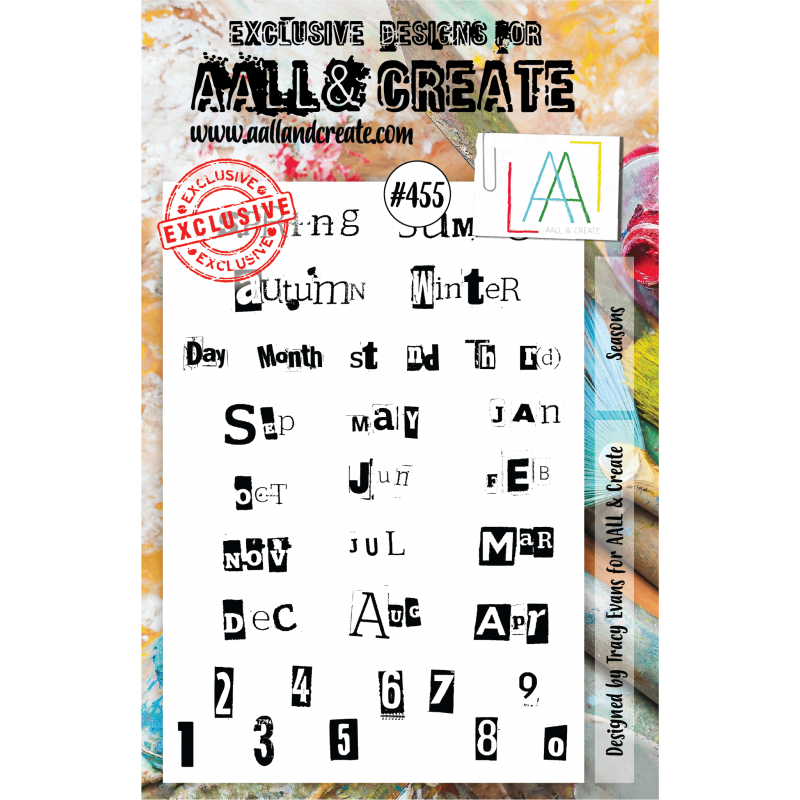 AALL & Create Stamp - 455 - Agenda Journal