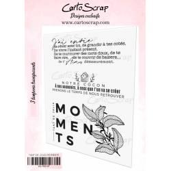 Tampons CartoScrap - Tant de jolis moments