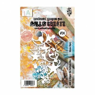 Die AALL& CREATE - 24 - Ciel étoilé