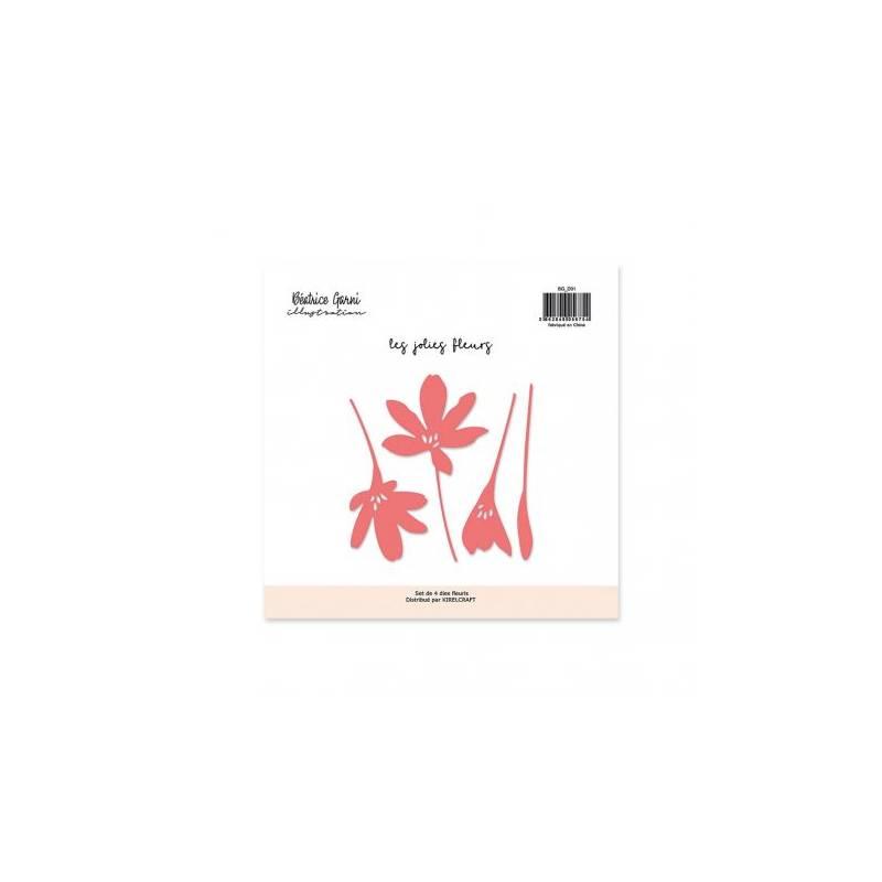 Dies - Béatrice Garni - Les jolies fleurs
