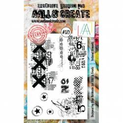 AALL & Create Stamp - 372- XXX numbers