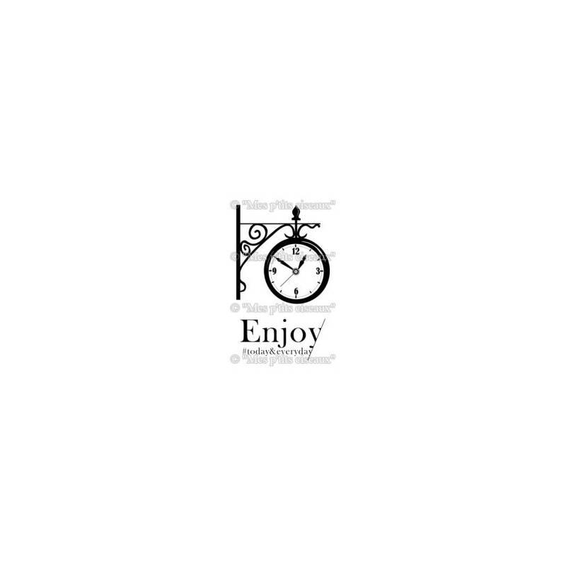 Tampons clear - Mes Ptits Ciseaux - Enjoy