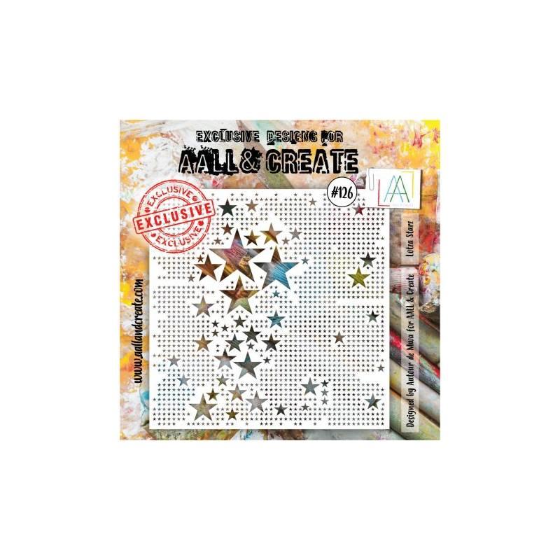 AALL & Create - Pochoir 126 - Constellations