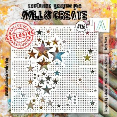 AALL & Create - Pochoir 126 - Constellations