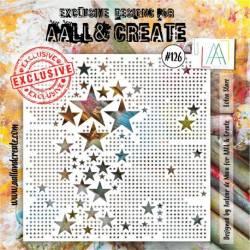 AALL & Create - Pochoir 126 -
