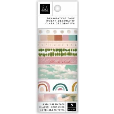8 washi tapes - Heidi Swapp - Care Free