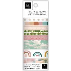 8 washi tapes - Heidi Swapp - Care Free