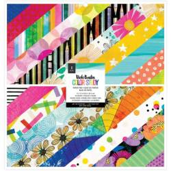 Pack Papier 30.5 x 30.5 cm - Vicki Boutin - Color Study