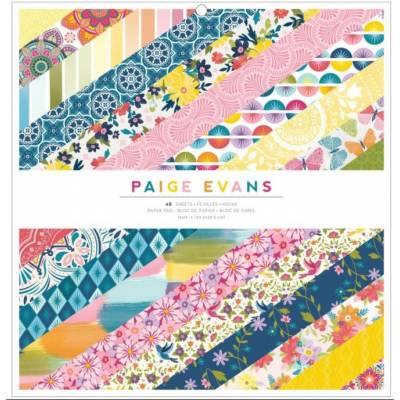 Pack Papier 30.5 x 30.5 cm - Paige Evans - Wonder