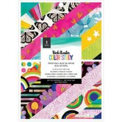 Pack Papier 15.2 x 20.3 cm - Vicki Boutin - Color Study