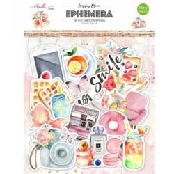 Die Cuts Ephemeria - Asuka Studio - Happy place