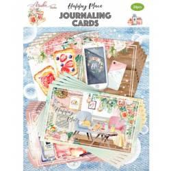 Journaling cards - Asuka Studio - Happy place