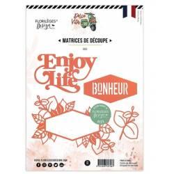 Dies - Florilèges - Dolce Vita - Etiquettes nature