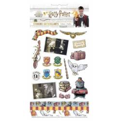 Stickers - Paper House - Harry Potter - 4 pages