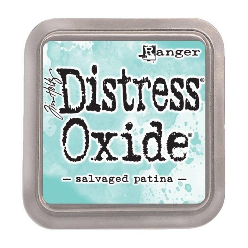 Encreur Distress Oxide - Salvaged Patina