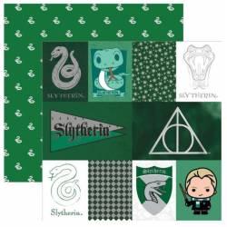 Pack Papier 30.5 x 30.5 cm - Harry Potter