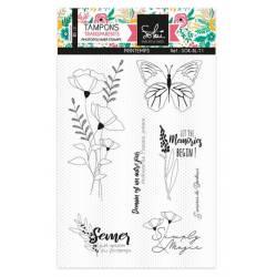 Tampons clear - Sokai - So'Bloom - Printemps