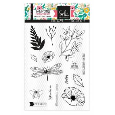 Tampons clear - Sokai - So'Bloom - C'est la vie