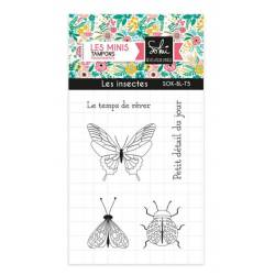 Tampons clear - Sokai - So'Bloom - Les insectes