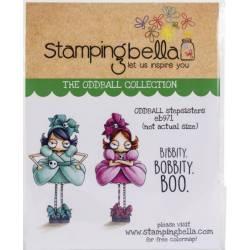 Tampons Cling - Stampingbella - Oddball stepsisters