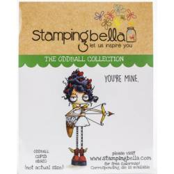 Tampons Cling - Stampingbella - You're mine