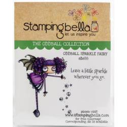 Tampons Cling - Stampingbella - Sparkle Fairy