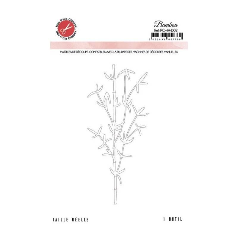 Dies - Mes P'tits Ciseaux - Harmonie - Bambou