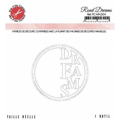 Dies - Mes P'tits Ciseaux - Harmonie - Rond Dreams
