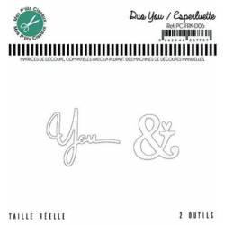 Dies - Mes Ptits Ciseaux - Duo You