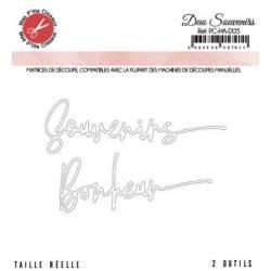 Dies - Mes P'tits Ciseaux - Harmonie - Duo Souvenirs