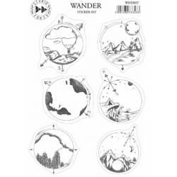 Stickers Studio Forty - Wander