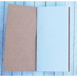 Notebook - Studio Forty - 12 pages blanches - Craft