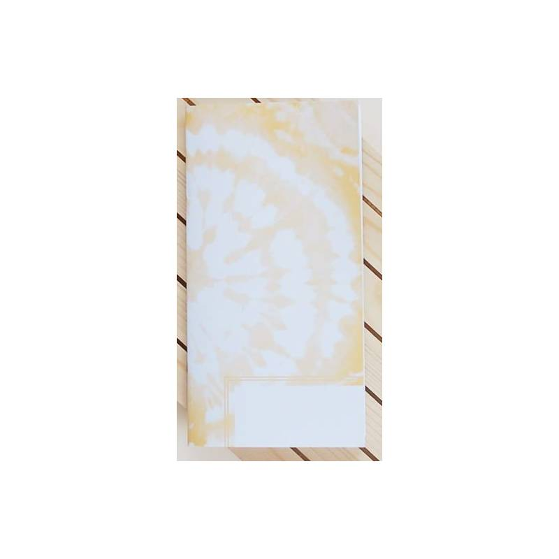 Notebook - Studio Forty - 12 pages blanches - Sunshine