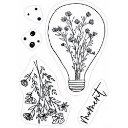 Tampons Studio Forty - Flowers Bulb