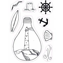 Tampons Studio Forty - Marine Bulb