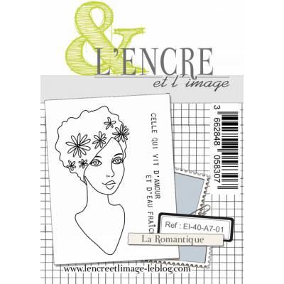 Tampons L'Encre & l'Image - La romantique