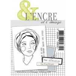 Tampons L'Encre & l'Image - La Curieuse