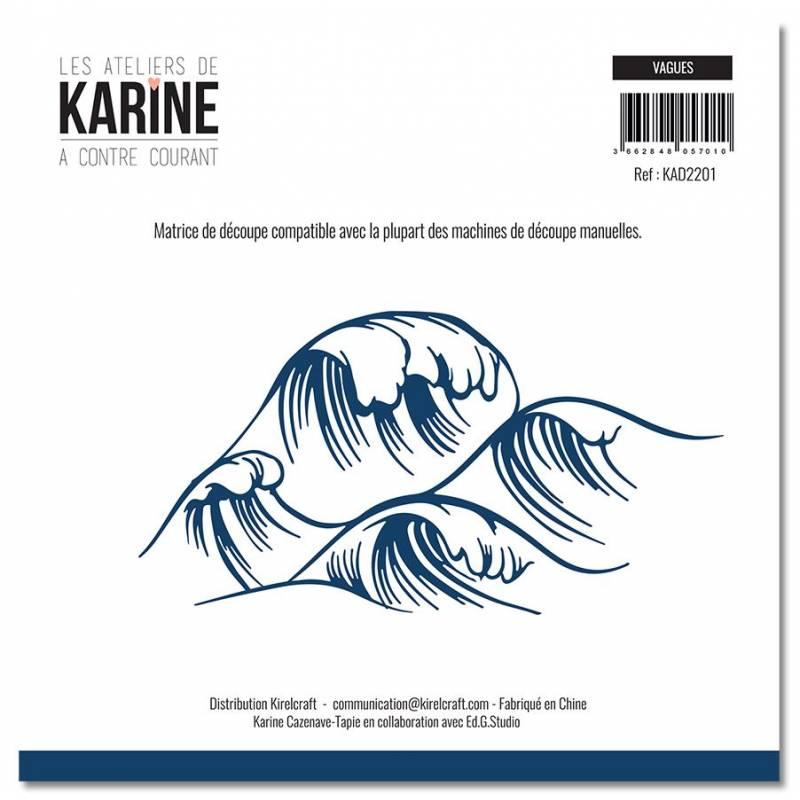 Die - Collection A contre courant - Vagues