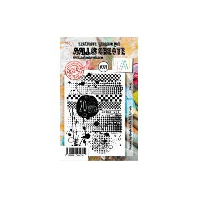AALL & Create Stamp - 291 - Spots