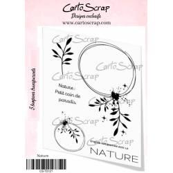 Tampons CartoScrap - Nature